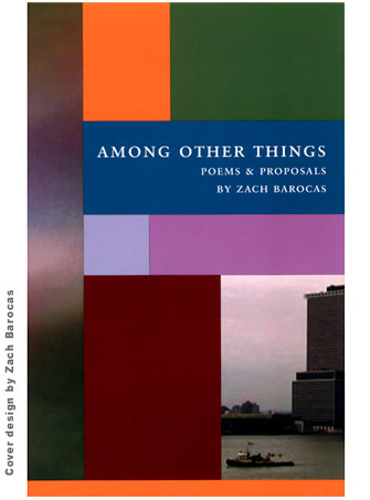 Among Other Things by Zach Barocas